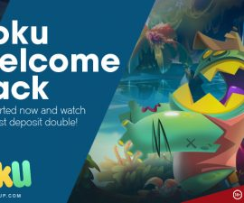 roku casino welcome pack double your first deposit