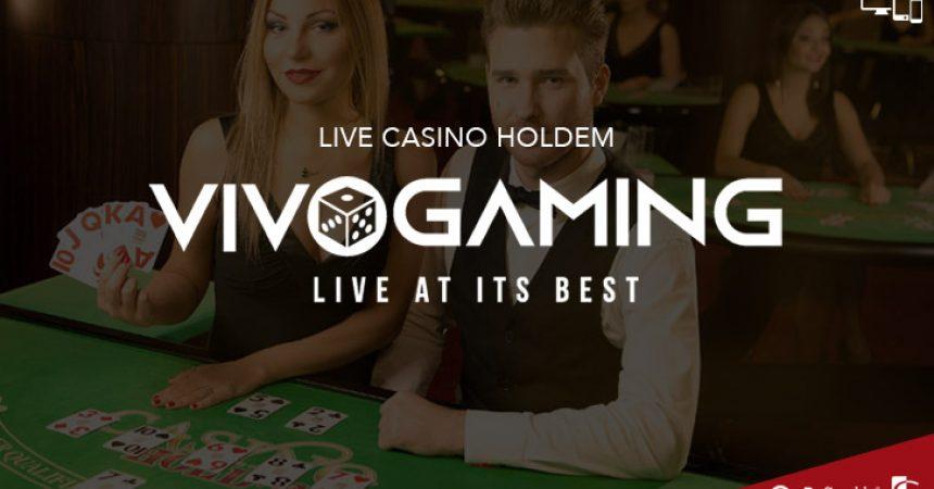 Live Casino Holdem by Vivo Gaming