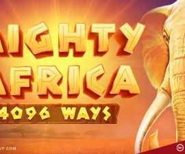 Mighty Africa Slot By Playson
