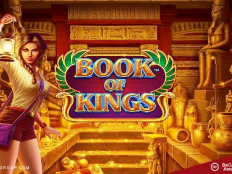 best paying slot for 2021 Book of Kings Powerplay slot