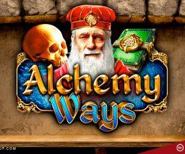 Alchemy Ways Slot By Red Rake Gaming