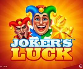 Jokers Luck slots by Skywind Group