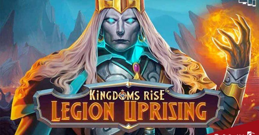 playtech slots new Kingdoms Rise Legion Uprising