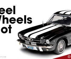 Reel Wheels Slot by vista gaming