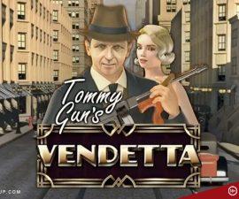 Tommy Guns Vendetta Slot By Red Rake Gaming